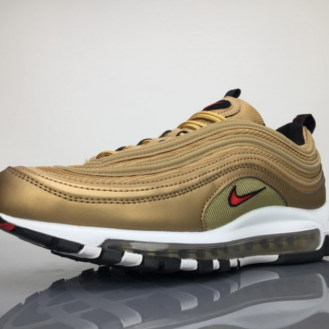 reputable site 217c6 57741 Nike Air Max 97 OG QS Metallic Gold | 884421-700, Everything Else on ...
