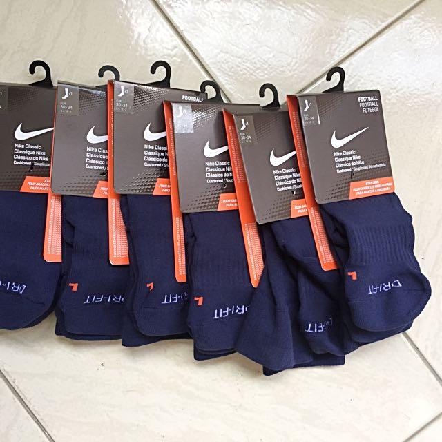 065edf317 Nike Classic Kids' Football Socks, Sports, Sports Apparel on Carousell