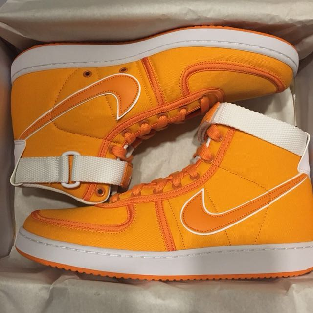 best service c0094 82d6a Nike Vandal High Supreme Doc Brown, Men s Fashion, Footwear on Carousell