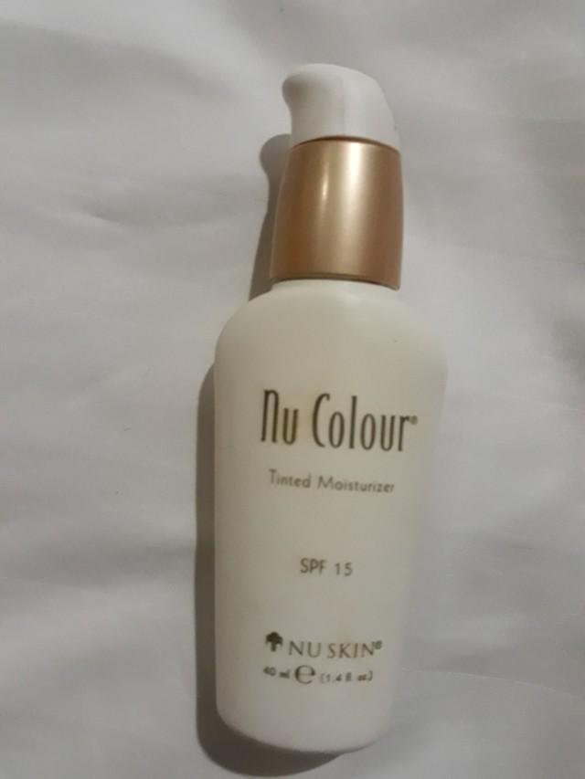Nu colour tinted moisturizer