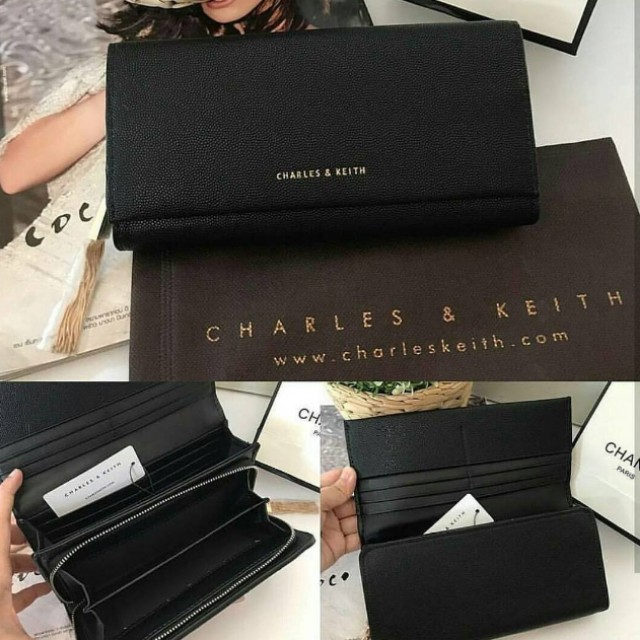 Original Charles & Keith with tassle