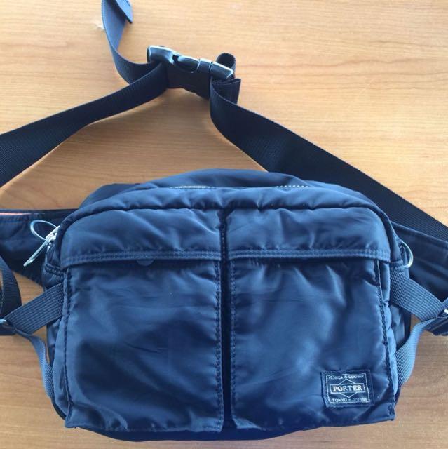 7353bb3eff Porter tanker 2way sling bag waist bag