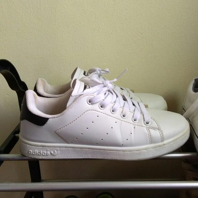 Preloved inspirado Adidas Stan Smith, Moda Mujer, zapatos carousell