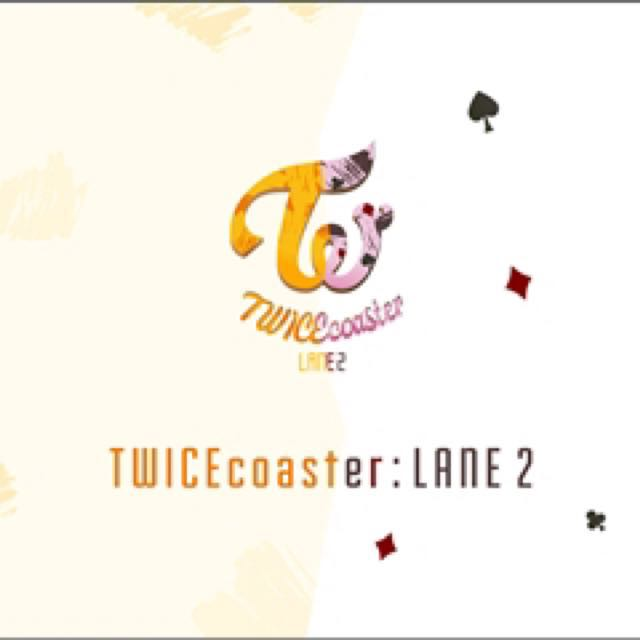 Pre-ORDER [CD] TWICE Special Album TWICEcoaster : LANE 2