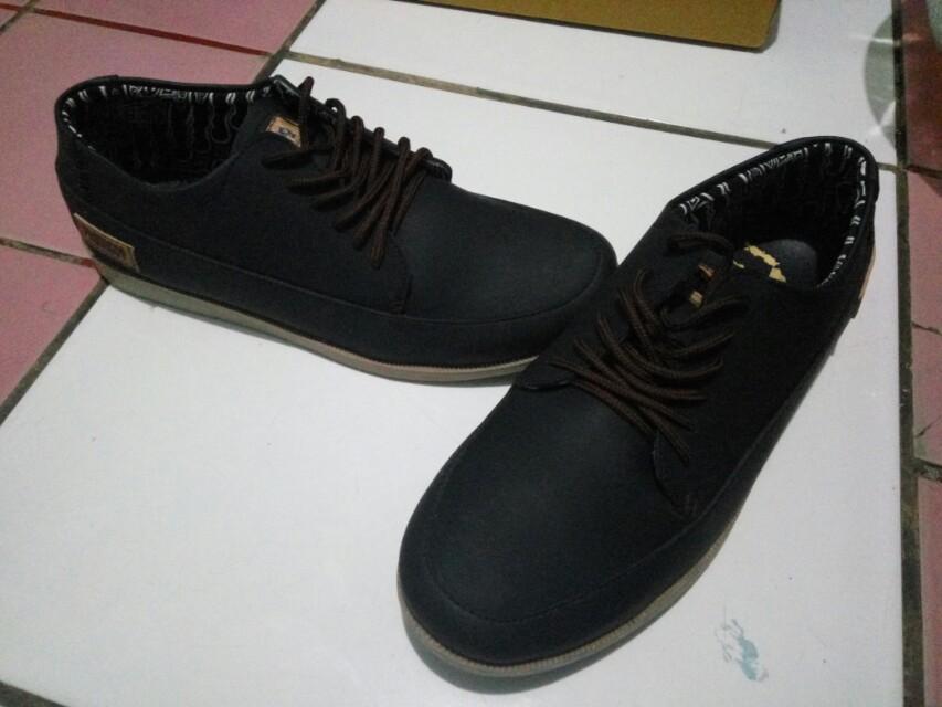 Prodigo - Dayak Black Shoes