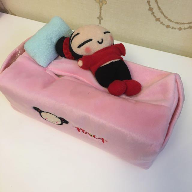 Pucci Tissue box cover