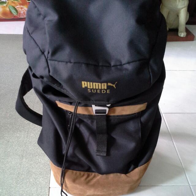 8de623ec95 Puma Suede Backpack Bag