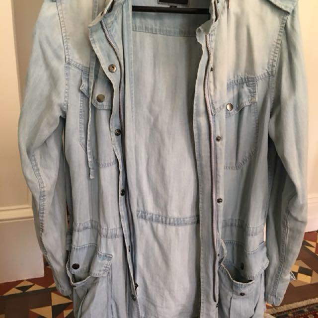 Rails jacket