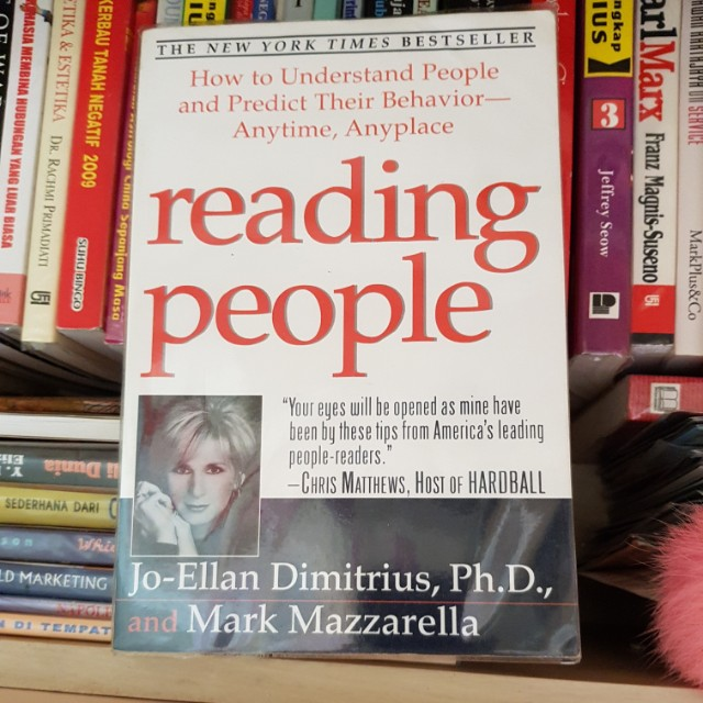 Reading People by Jo-Ellan