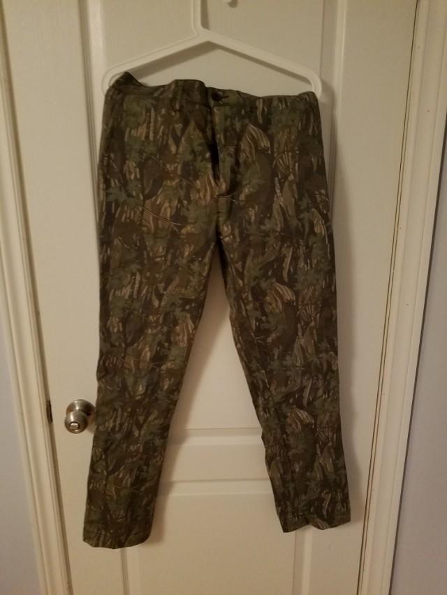 Rothco jungle print pants (30w)