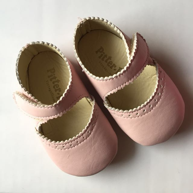 Sale!!! Pitter Pat Baby Shoes
