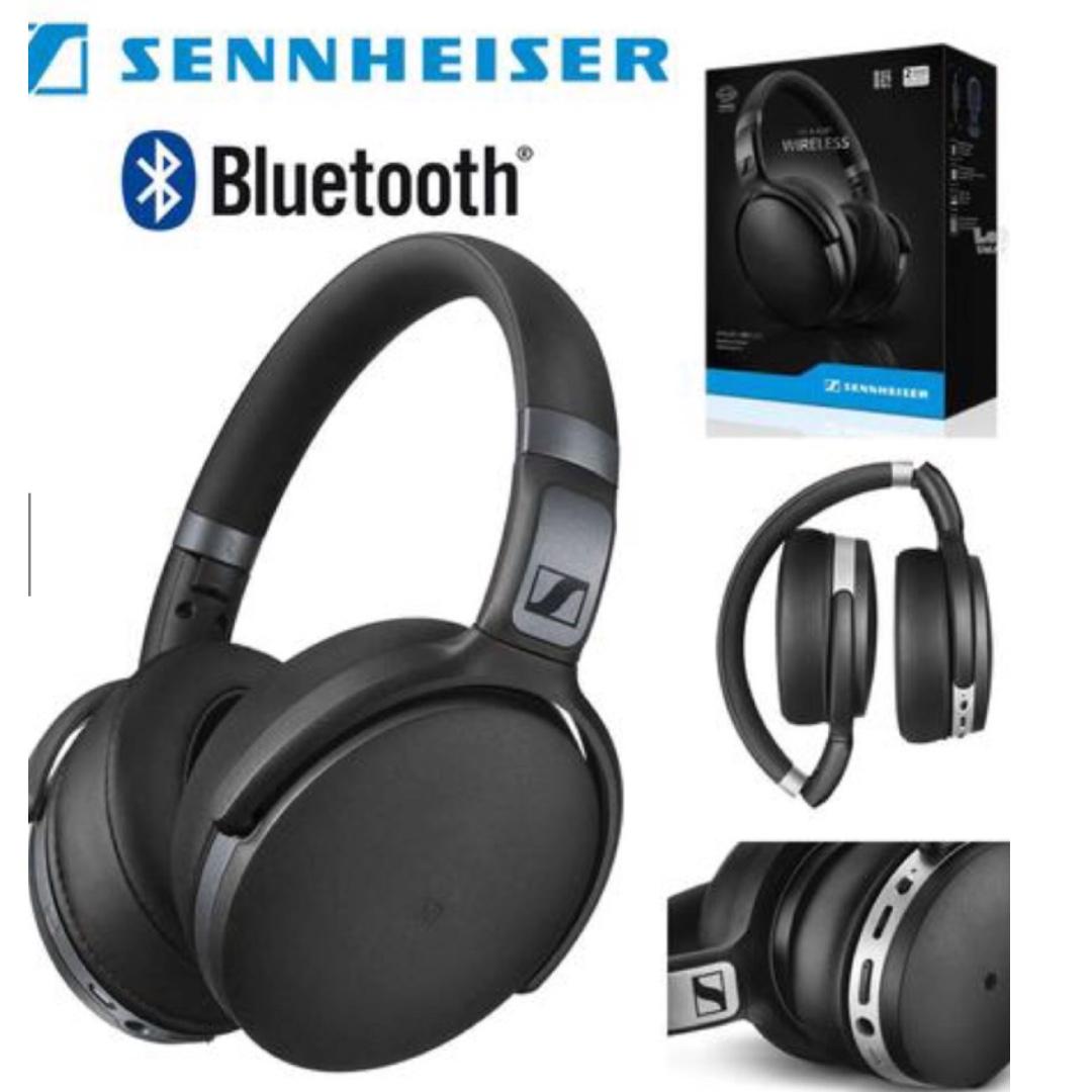Sennheiser Hd 440bt Wireless Headphones Electronics Audio On Headphone 440 Bt Carousell