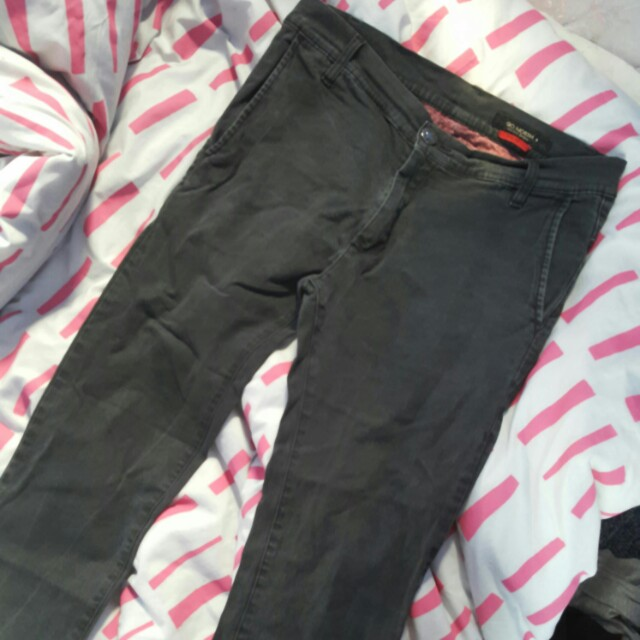 Slim fit Jeans dark grey