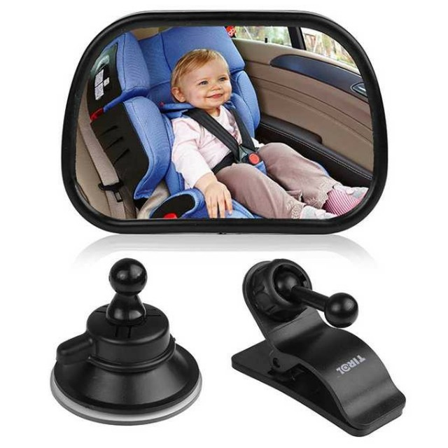 Spion Intip Bayi Baby Mirror View