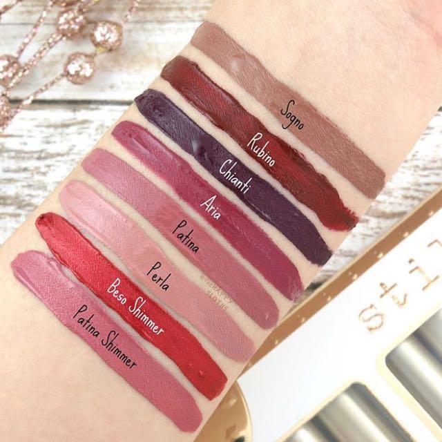 Stila Star Studed Eight Lipstick