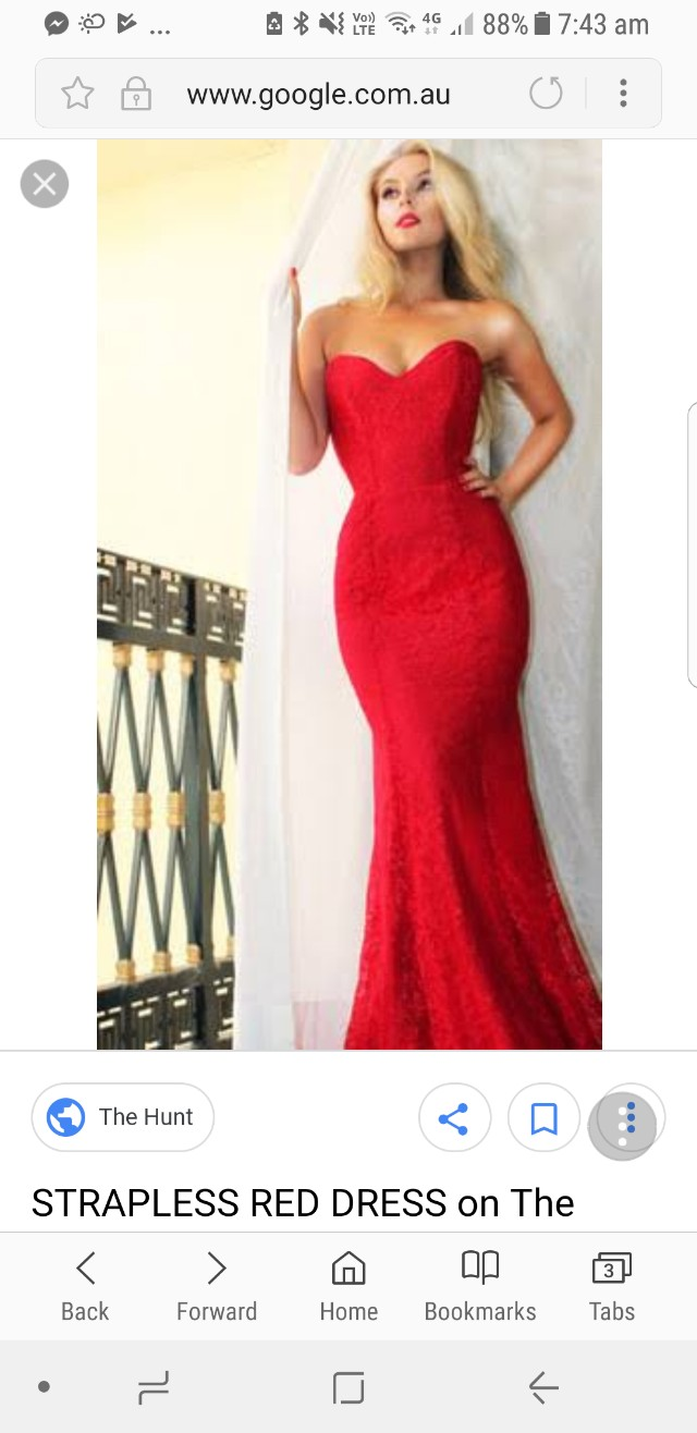 Evening Dress Hire Gold Coast - Ficts