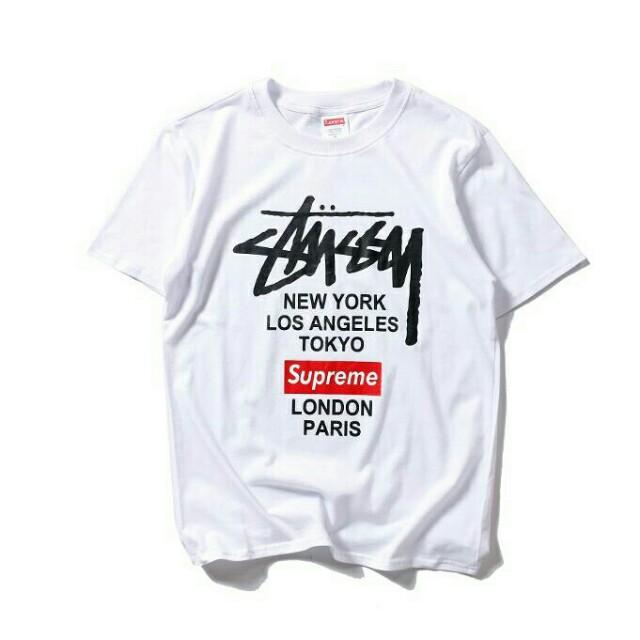 Supreme T-shirt original ready stock 369efdf45f9d