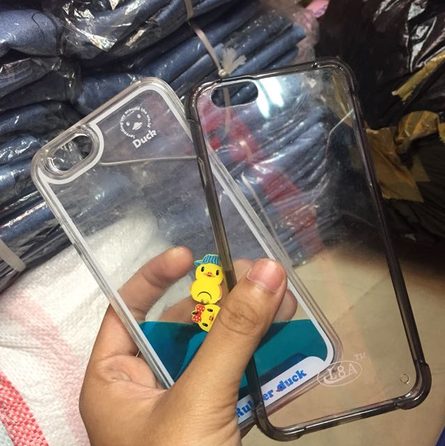 Take All 50rb anticrack dan case bubble for iPhone 6/6s