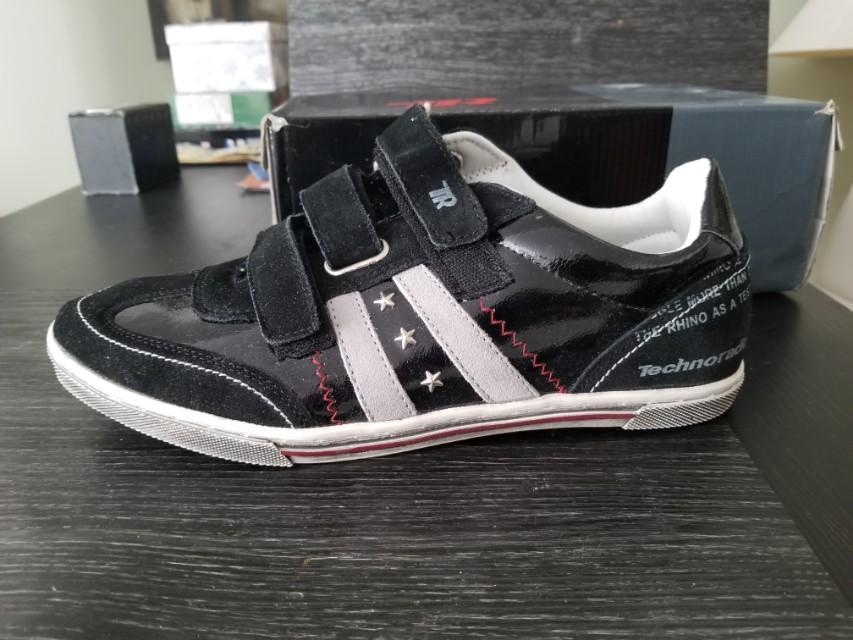 Technoradical shoes