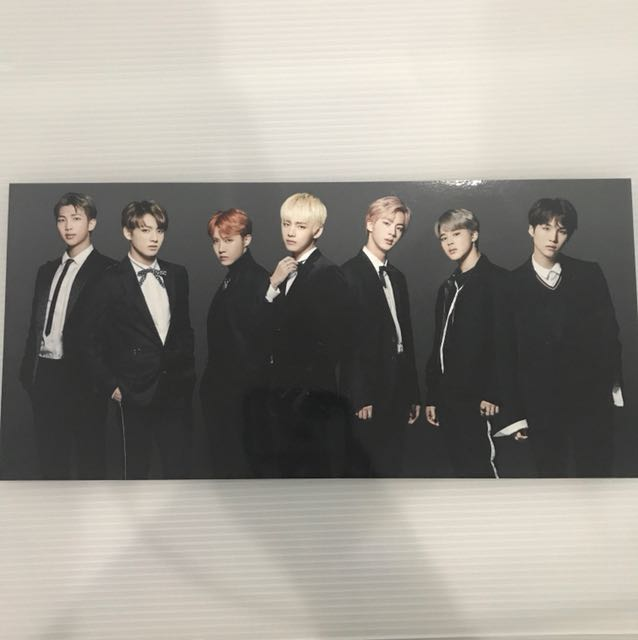 The Best BTS Official Photocard ( Group )