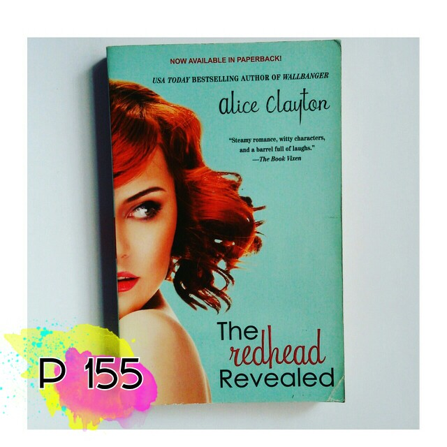 The Red Head revealed by Alice Clayton