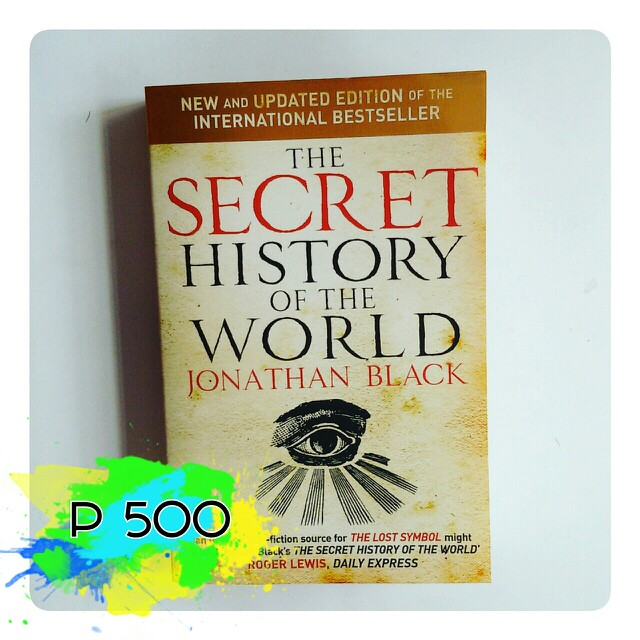 The Secret History Of the World Jonathan Black