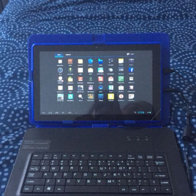 Thomson Laptop with Keyboard