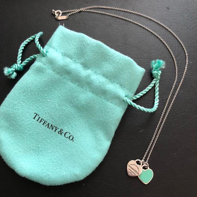 Tiffany Mini Hearts Necklace