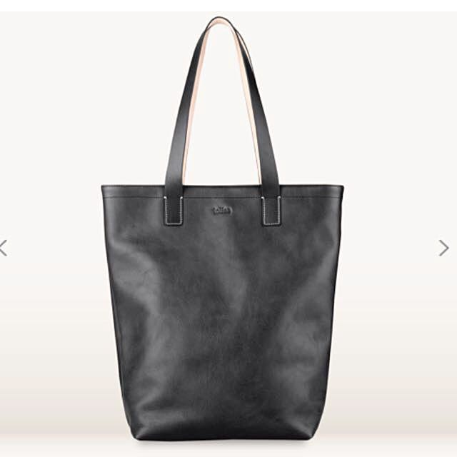 Toffee Laptop Bag Shopper Tote