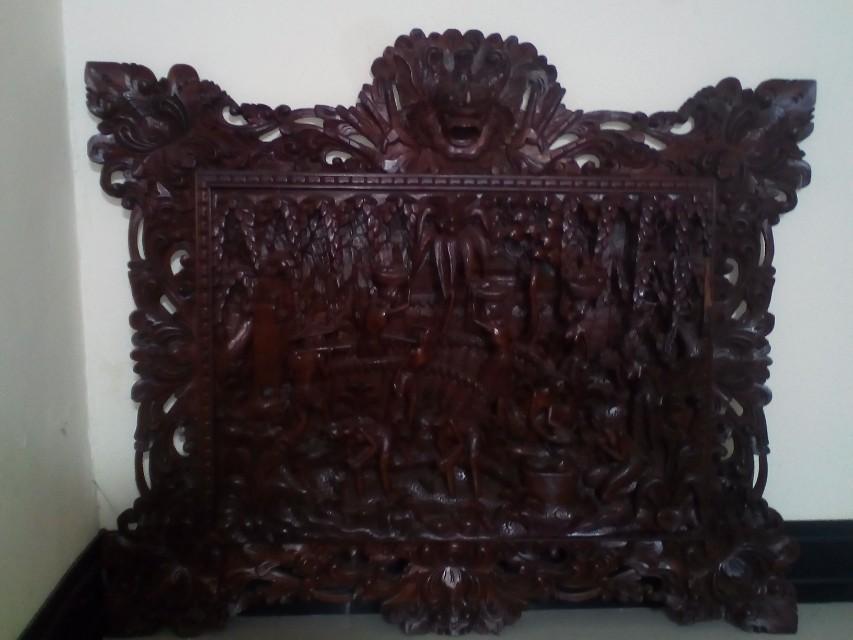 Ukiran Bali Jati