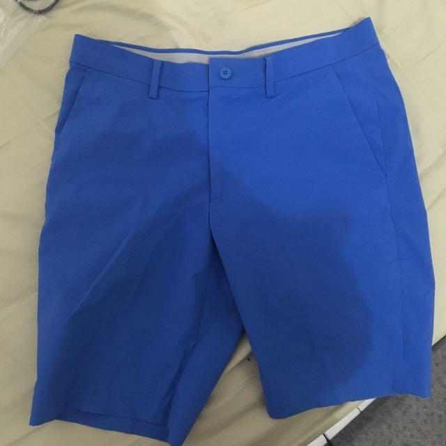 Uniqlo Short Electric Blue