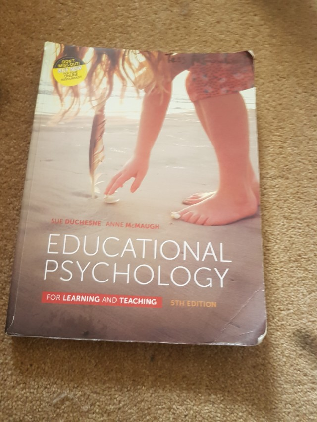 used ECE first year textbook