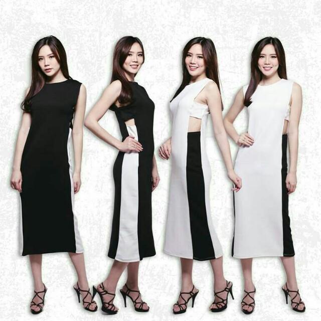 Vanilla Maxi Dress