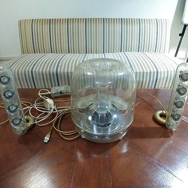 Vintage Speaker - Harman Kardon