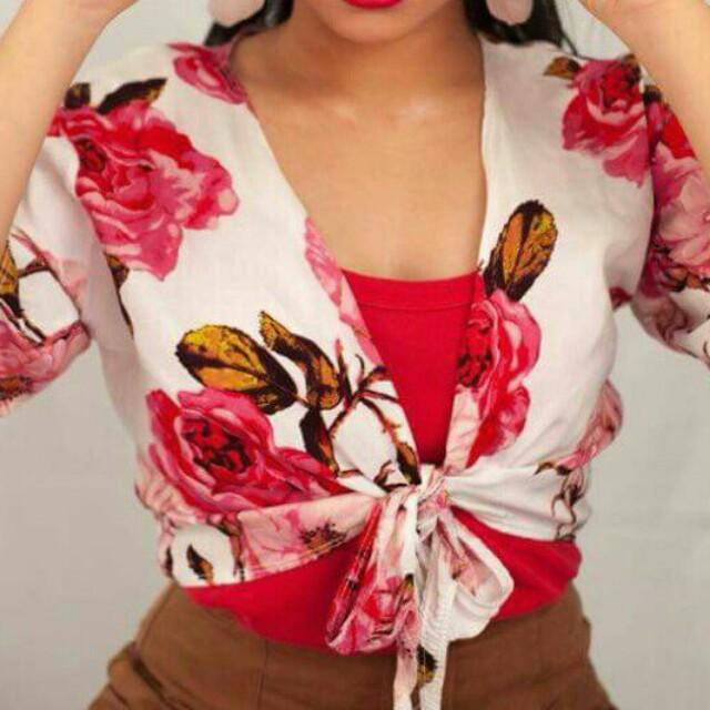 Wrap Up Kimono Style