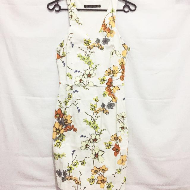 Zara - Basic Dress