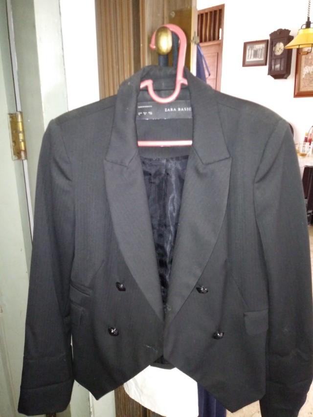 Zara basic blazer (ori)