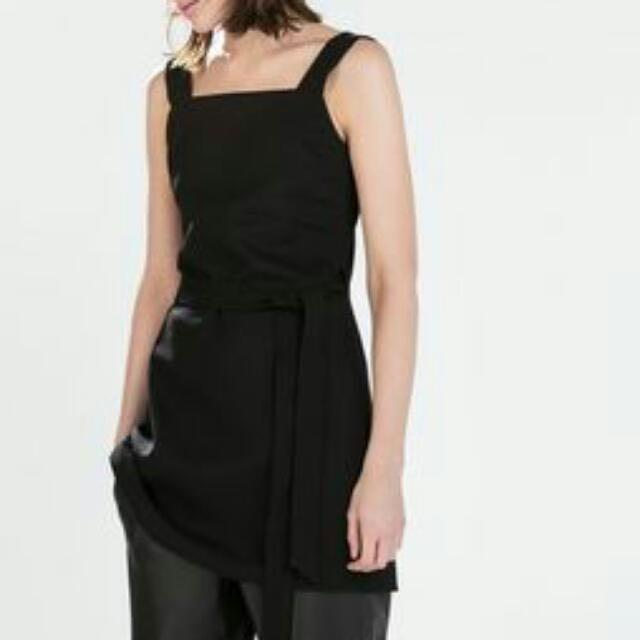 Zara Studio Dress Size S