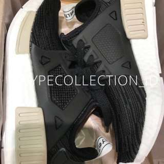 Adidas NMD XR1 Utility Black Utility Tan White UA Real BASF BOOST