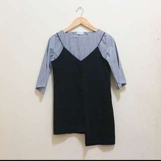 Office&casual blouse
