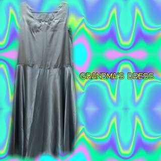 GRANDMA'S DRESS