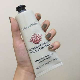 Caribbean Island Wild Flowers Hand Therapy
