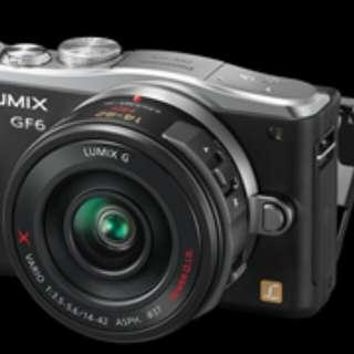 Panasonic Lumix DMC-GF6 is a 16MP