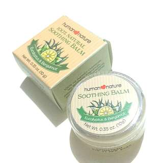 Human Nature soothing balm (10g)