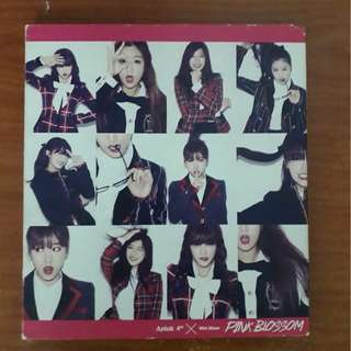 [PRELOVED] A-PINK 4TH MINI ALBUM PINK BLOSSOM