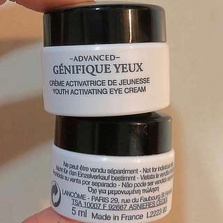 BN Lancome Genifique Yeux Youth Activating Eye Cream 5ml