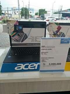 Acer Notebook Bisa Dikredit Proses Cepat