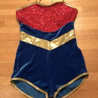 super woman costume!!