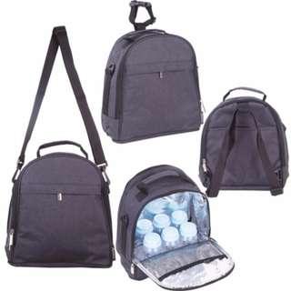 Autumnz Classique Cooler Bag (Black)