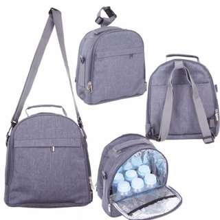 Autumnz Classique Cooler Bag (Light Grey)